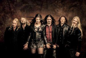 Nightwish в Арена Армеец - София